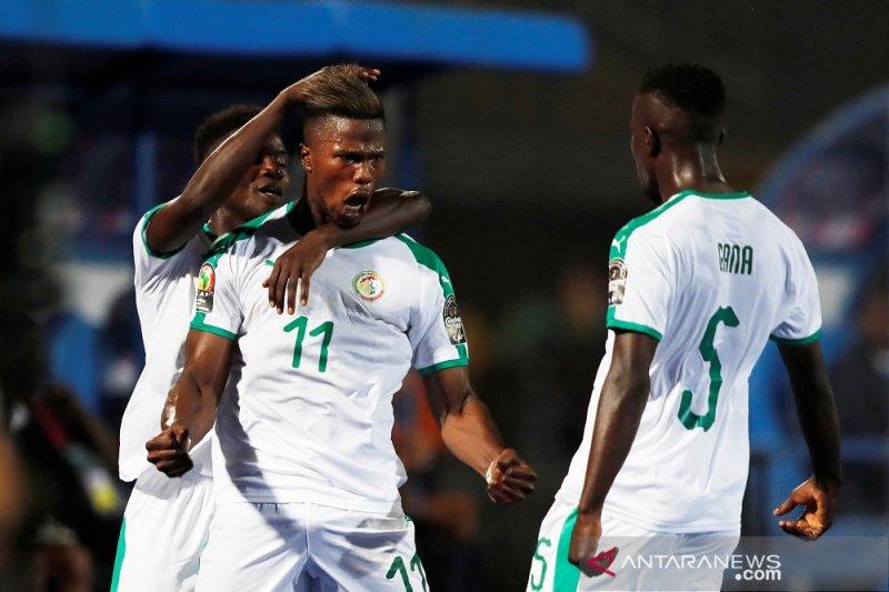 Piala Afrika -- Senegal atasi Tanzania 2-0 meski tanpa Mane