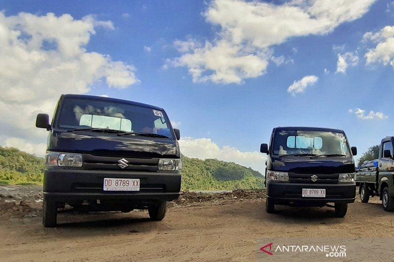New Carry Pick Up mendongkrak penjualan Suzuki di Makassar