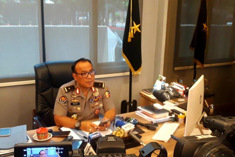 Perwira tinggi Polri disebut belum daftar capim KPK