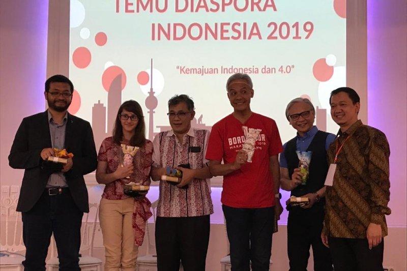 Temu Diaspora Indonesia 2019  dari 15 negara di Eropa