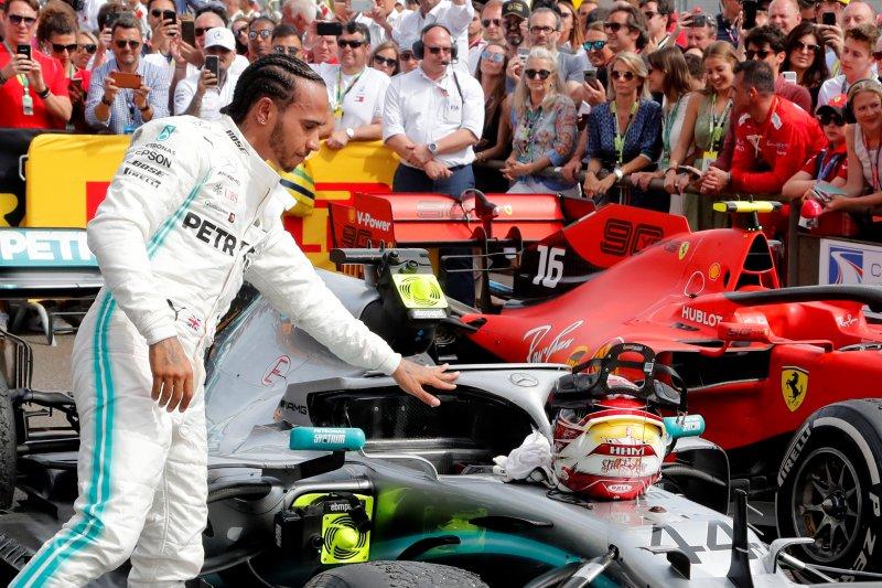 Hamilton: Jika Formula 1 membosankan, jangan salahkan pebalap