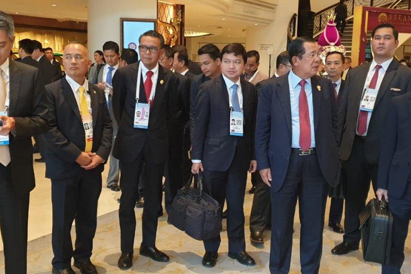 Gubernur promosikan kemudahan ekspor  dari Makassar di KTT ASEAN