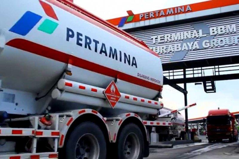 Pertamina: konsumen lebih banyak gunakan BBM nonsubsidi