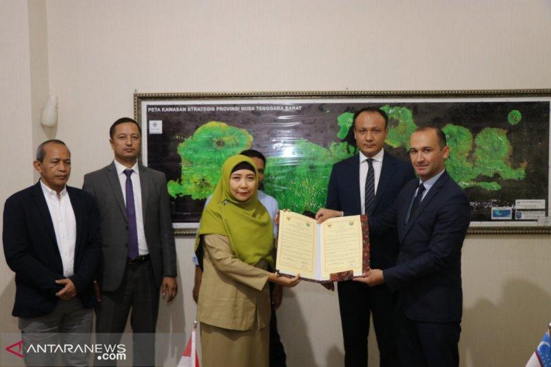 Uzbekistan-NTB dan ANTARA sepakati kerja sama promosi pariwisata