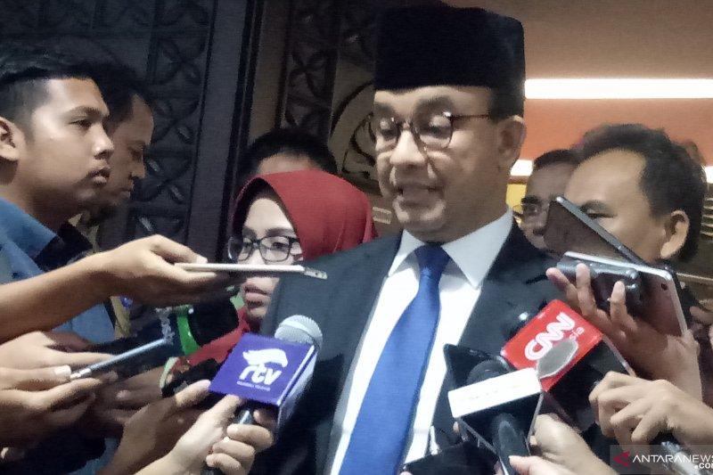 Gubernur Anies jadi barometer politik nasional 2024
