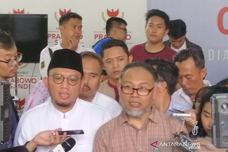 Dahnil sebut Prabowo belum ada rencana bertemu Jokowi
