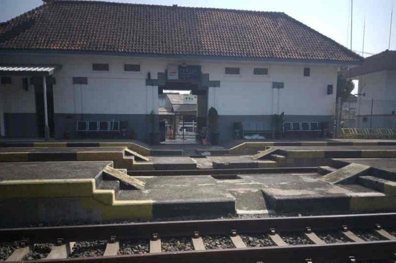 Ditutup sejak 2013, Stasiun Terisi Indramayu akan dibuka kembali