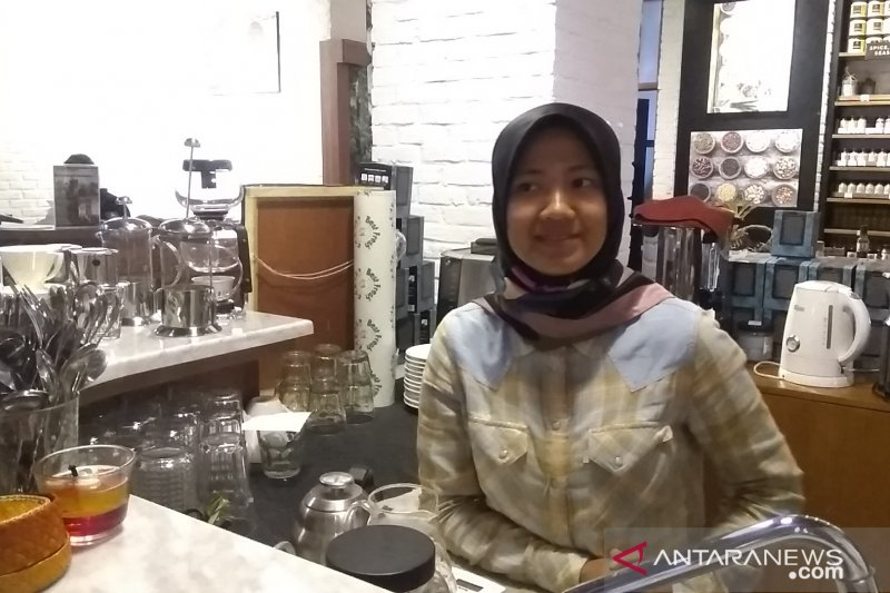Petani kopi Indonesia demonstrasikan seduh kopi di Norwegia