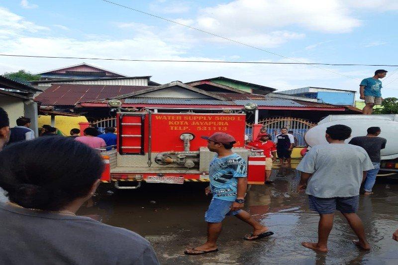 Polisi tangkap pelaku pembakaran rumah dinas polisi di Argapura
