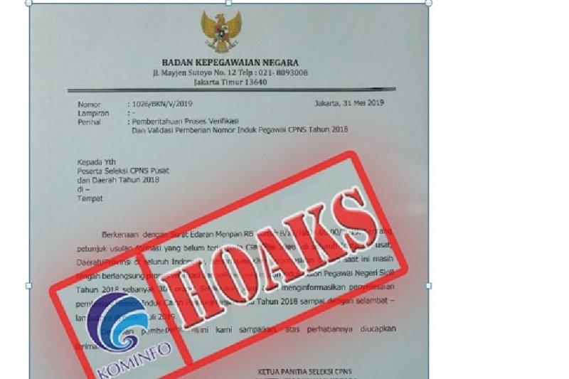 Hoaks, kartu anggota PGRI untuk mengajukan dana hibah