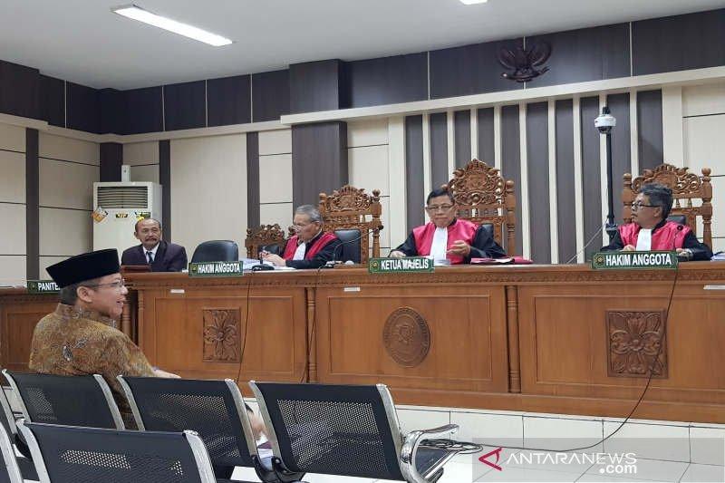 Wakil Ketua DPR Taufik Kurniawan dituntut 8 tahun
