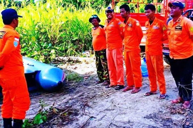 SAR hentikan pencarian korban tenggelam di sungai Wami Nabire