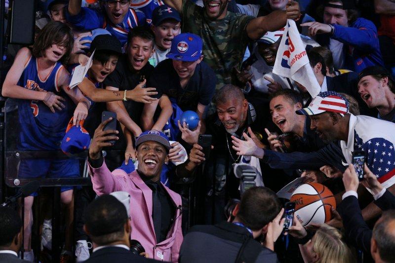Knicks didenda karena melarang wartawan