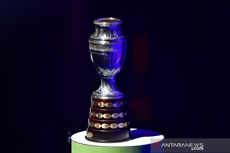 Jadwal penyisihan grup Copa America,  tanpa tim undangan