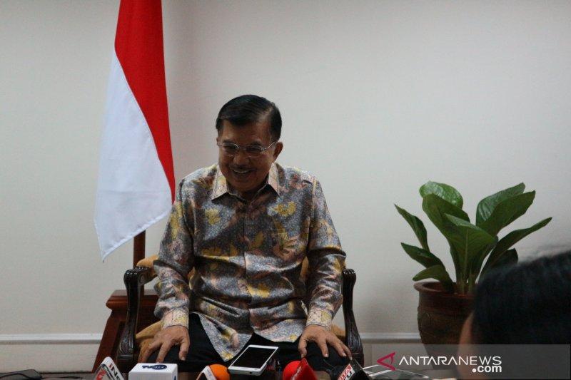 Jusuf Kalla: Dalam politik tidak ada kawan dan lawan abadi