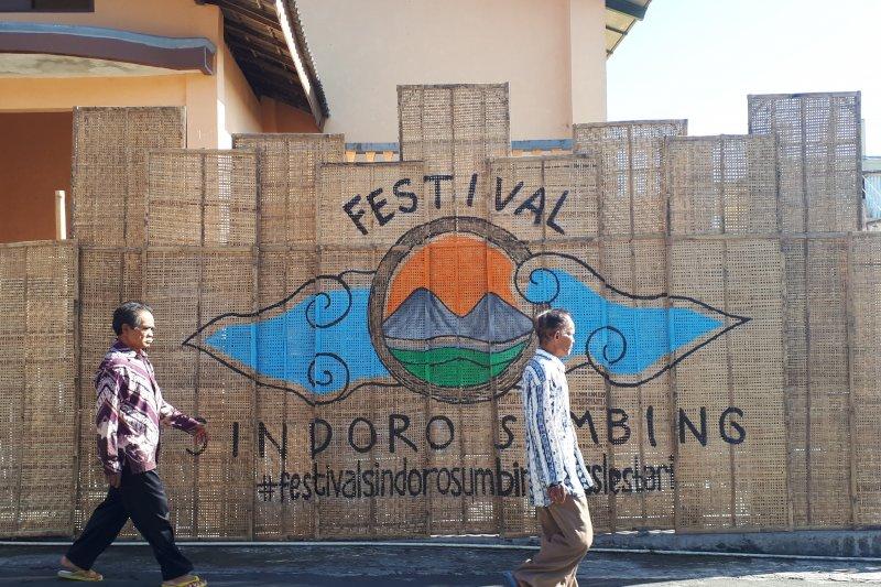 Festival Sindoro Sumbing perkuat ekosistem kebudayaan lokal
