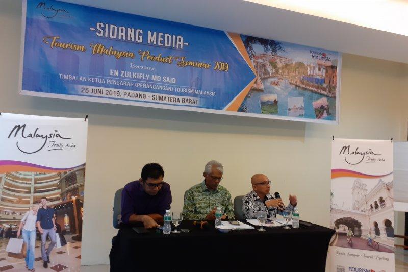 'Tourism' Malaysia perkenalkan produknya di Sumbar