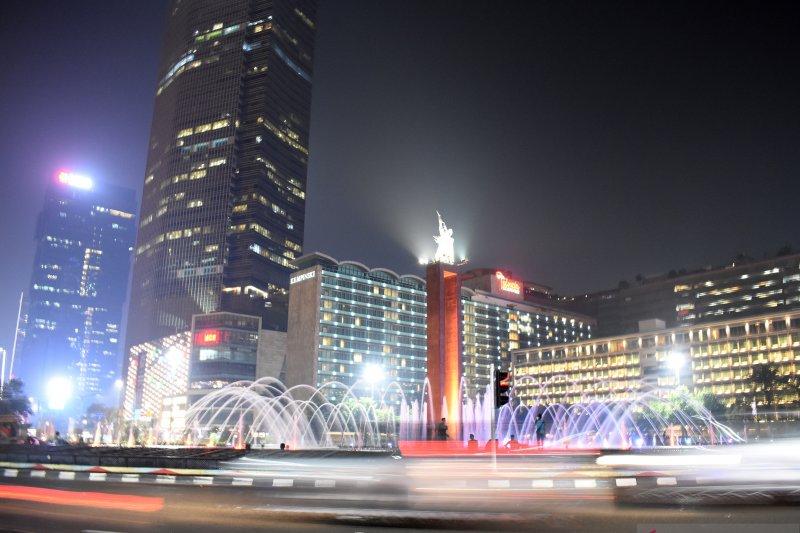 Wisata malam di Jakarta