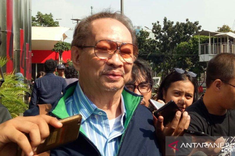 Taufiq Effendi dikonfirmasi soal risalah rapat proyek KTP-e