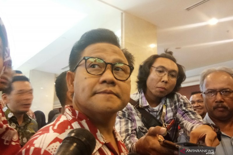 Cak Imin: koalisi baru bisa dibuka demi rekonsiliasi