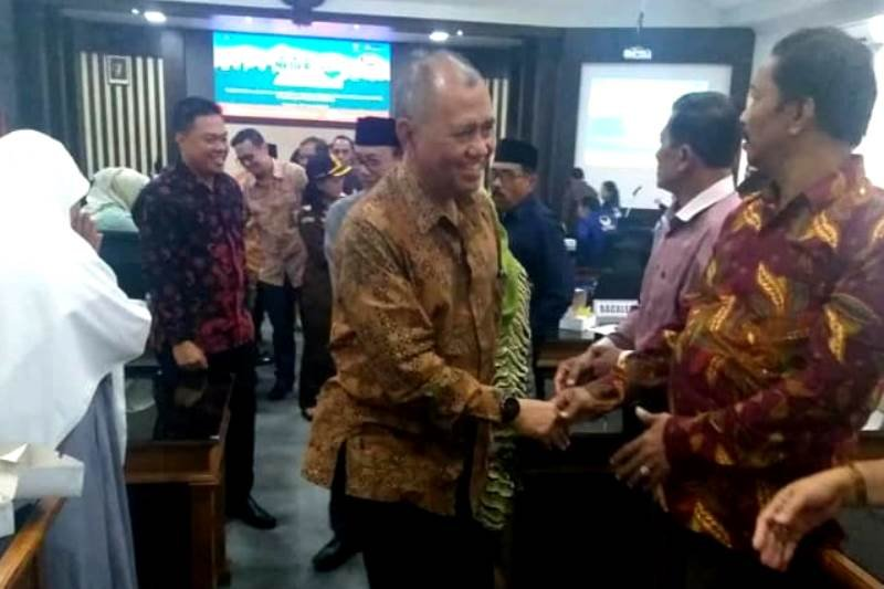Ketua KPK sosialisasikan antikorupsi di Ngawi