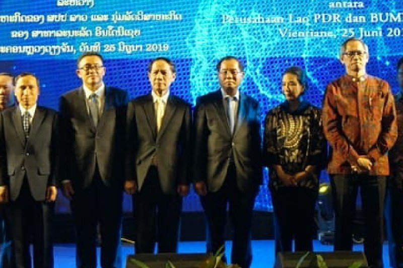 Sembilan BUMN teken nota kesepahaman dengan perusahaan Laos