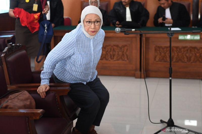 Ratna Sarumpaet hadiri sidang duplik di PN Jakarta Selatan