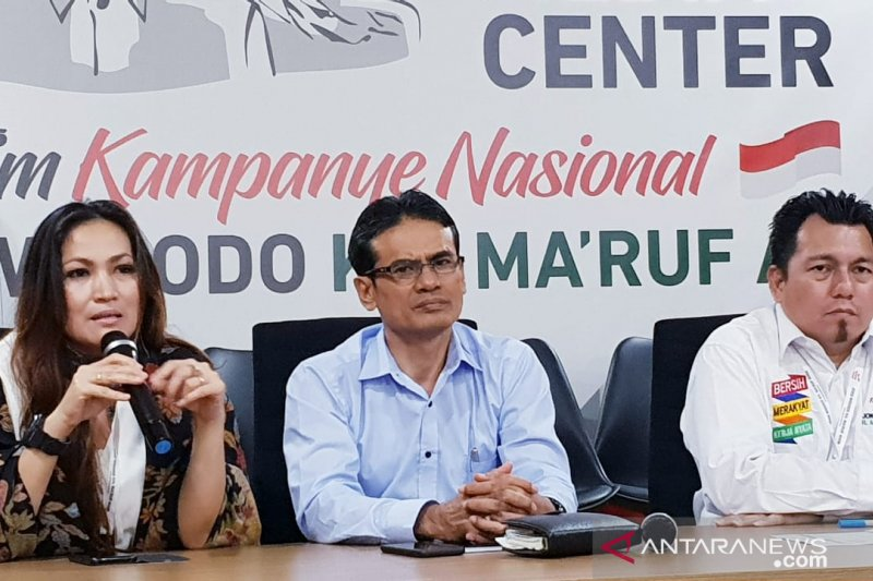 TKN: Jokowi-Ma'ruf tak hadiri sidang pembacaan putusan MK