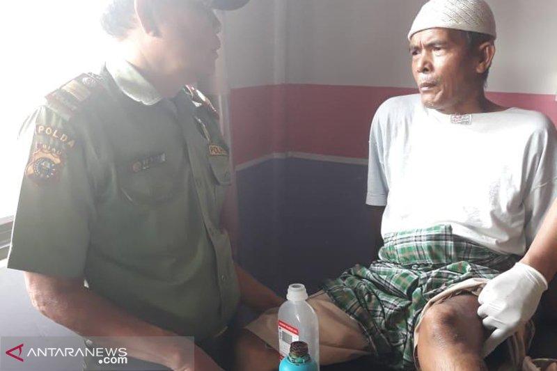 Buaya kembali menyerang warga di Riau. Begini nasib korbannya