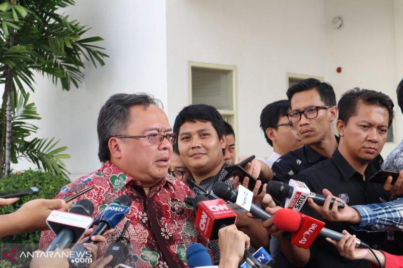 Bank Dunia beri masukan terkait rencana pembangunan kepada Presiden Jokowi