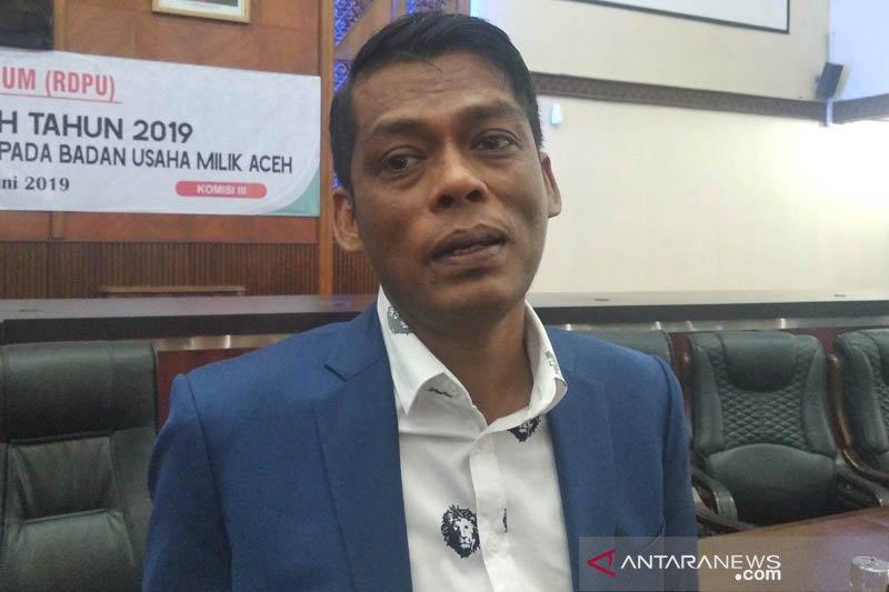 Komisi III DPRA targetkan raqan penyertaan modal tuntas tahun ini
