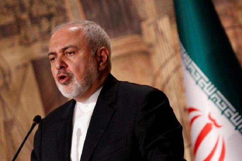 "Menlu Iran Mohammad Javad Zarif: ""Tim-B"" haus perang"