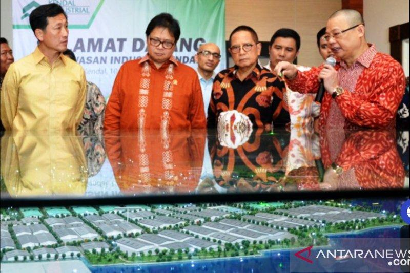 Listrik menjadi penentu pembangunan industri nasional