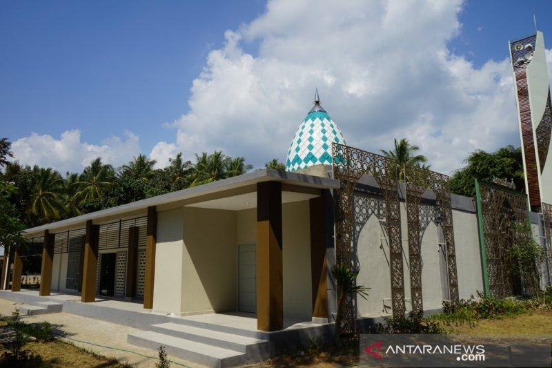 Johari Zein Foundation bangun masjid anti gempa di Lombok