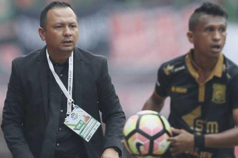 BP tunjuk mantan pelatih Borneo FC jadi pelatih Pra PON NTT