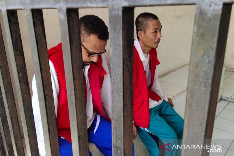 Dua terdakwa kasus sabu 107 kg terancam hukuman mati