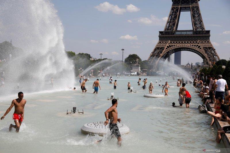 Indeks iklim global sebutkan si aya dan si miskin makin terdampak panas ekstrem