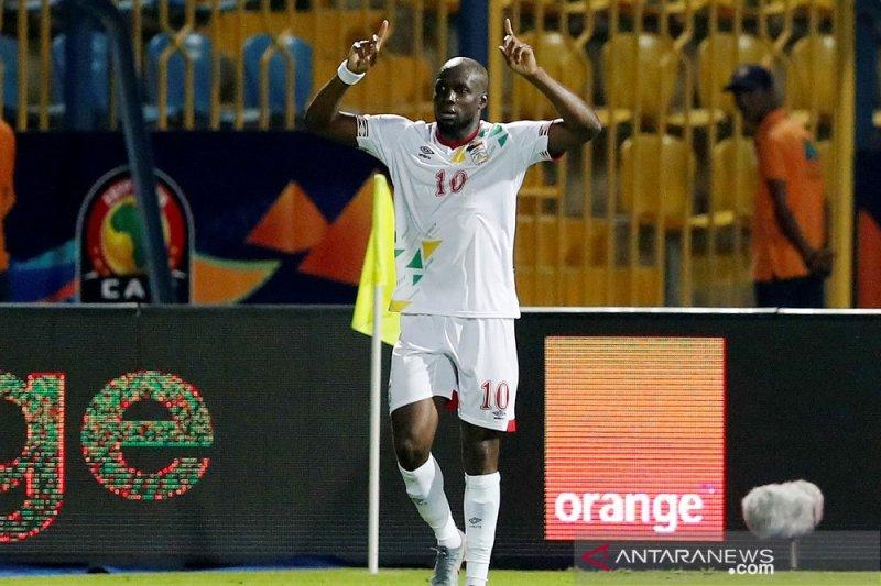PIALA AFRIKA-Benin tahan imbang 10 pemain Ghana 2-2