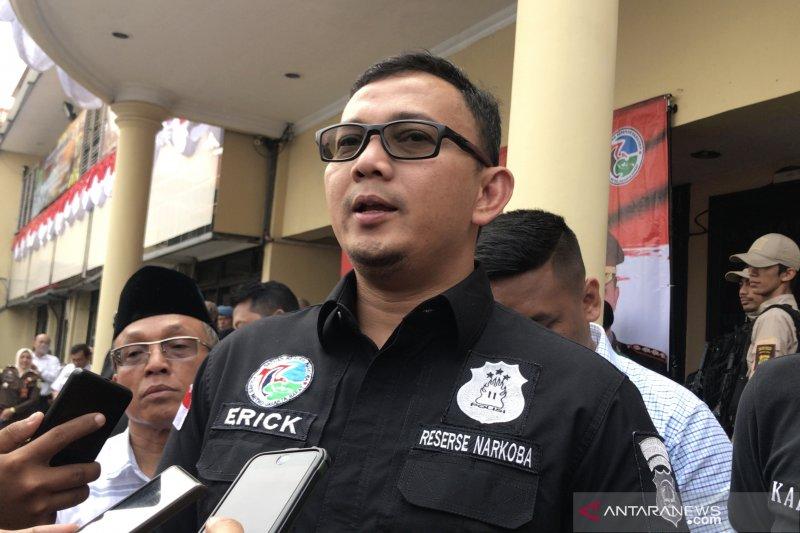 Polres Metro Jakarta Barat tangkap pemasok narkoba Jerry Aurum