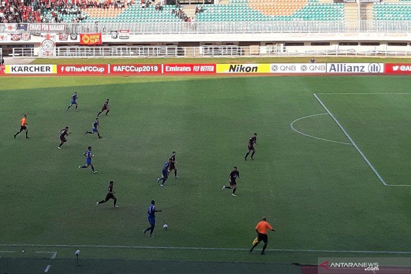 Piala AFC, babak pertama PSM teringgal 0-1 dari Becamex