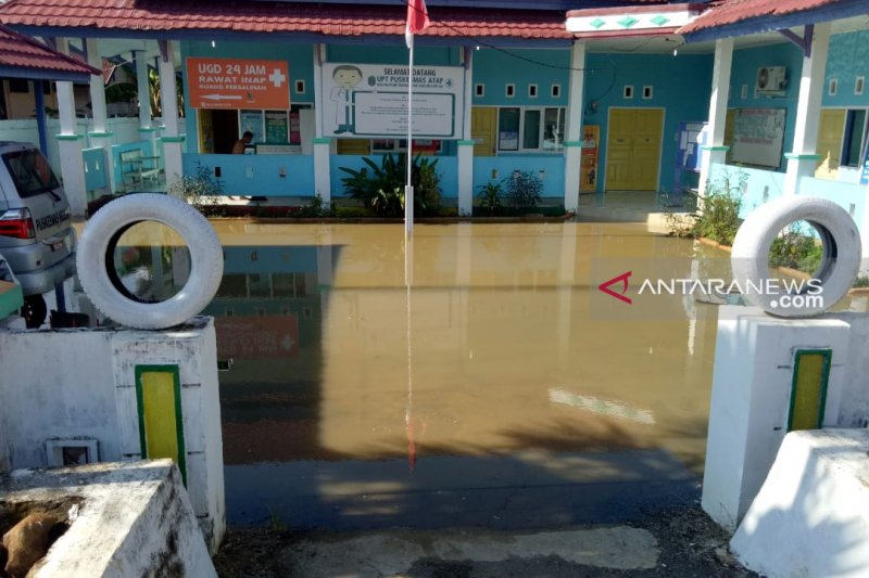 BPBD: Banjir rendam empat kecamatan di Nunukan