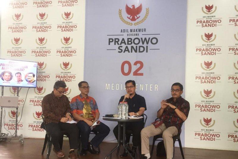 Pengacara Prabowo-Sandi sebut unsur kecurangan sudah dibuktikan di MK
