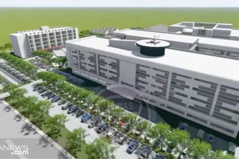 Pembangunan RS Ainun sesuai prosedur