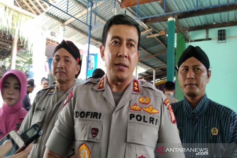 Polda DIY memastikan tidak ada pergerakan massa ke Jakarta