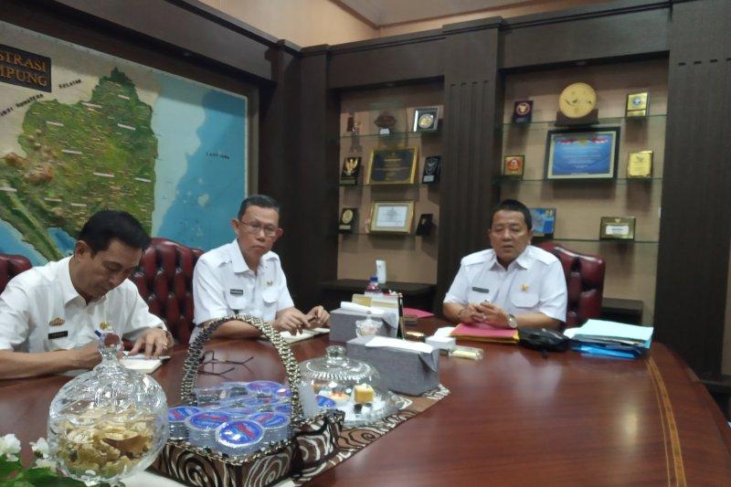 Banyaknya agenda pembangunan Gubernur Lampung bangun sinergitas dengan media nasional
