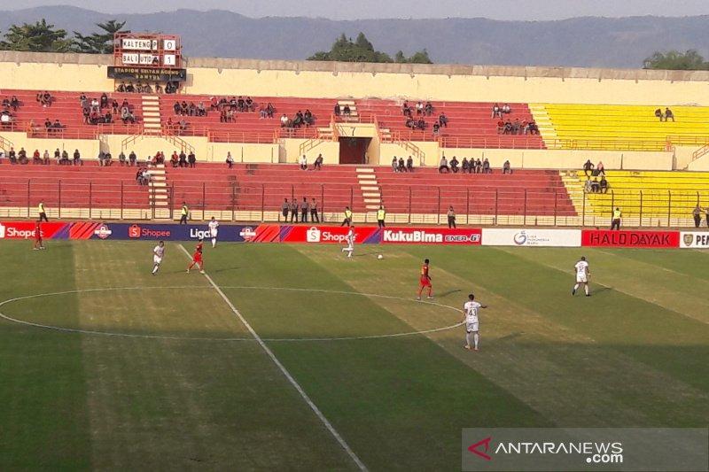 Bali United imbangi Kalteng Putra 2-2