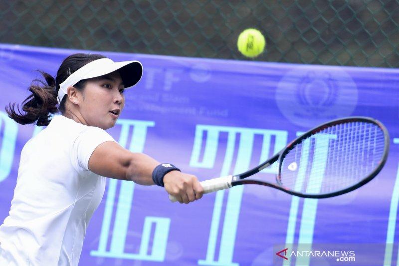 Aldila Sutjiadi juarai ganda putri ITF tour di Thailand