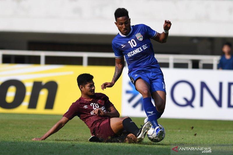 Meski menang, PSM Makassar terhenti di semifinal Piala AFC