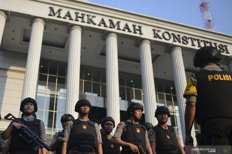 Polres Jayapura: Situasi dan kondisi aman jelang keputusan MK