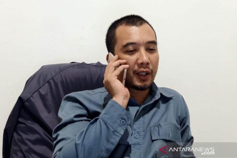 Komisioner Bawaslu Kota Jayapura berikan keterangan terkait kasus pandis